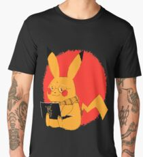 PikaPotter Men's Premium T-Shirt
