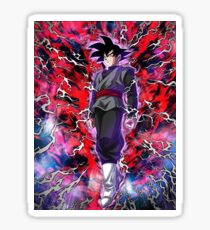 Dragon Ball Goku Black Sticker