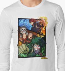 Boku no hero Academia - My hero Academy Long Sleeve T-Shirt