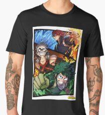 Boku no hero Academia - My hero Academy Men's Premium T-Shirt
