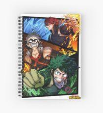 Cuaderno de espiral Boku no hero Academia - My hero Academy