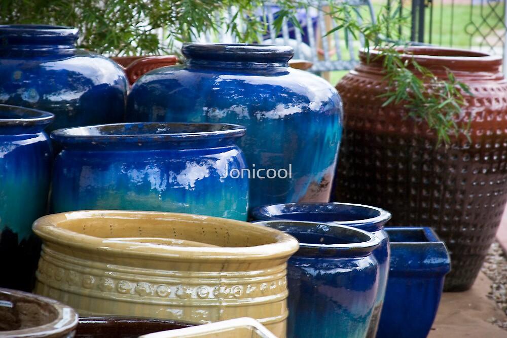 Pots for Sale by Jonicool