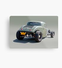 1934 Ford 'Performance Coupe' 5 Metal Print