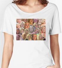 THE MANY MOODS OF GEMMA COLLINS  Women's Relaxed Fit T-Shirt