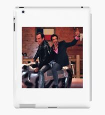 Gob + Tony iPad Case/Skin