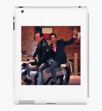 Gob + Tony iPad Case/Skin