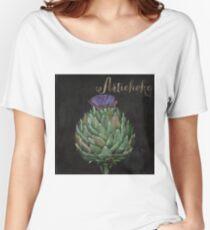Medley Artichoke Women's Relaxed Fit T-Shirt