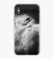 Pipeline Surfer 17 iPhone Case