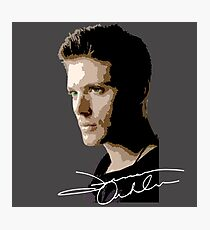 Jensen Ackles Photographic Print