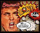 Donald J. Trump Terrific Comic Book Campaign by Alex Preiss