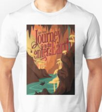 Journey to the centre of the Earth T-Shirt