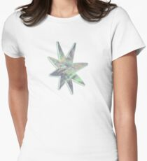 StarBurst Women's Fitted T-Shirt