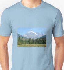 MOUNT ROBSON  Unisex T-Shirt