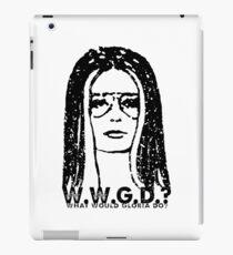gloria iPad Case/Skin