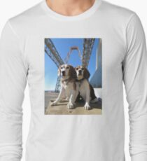 Indomitabeagle Long Sleeve T-Shirt
