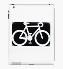 Bicycle one. iPad Case/Skin