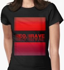 EO RAVE gear Women's Fitted T-Shirt