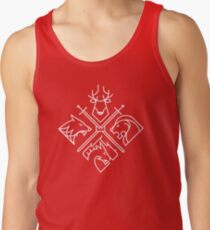 Game of Thrones Houses Tank Top