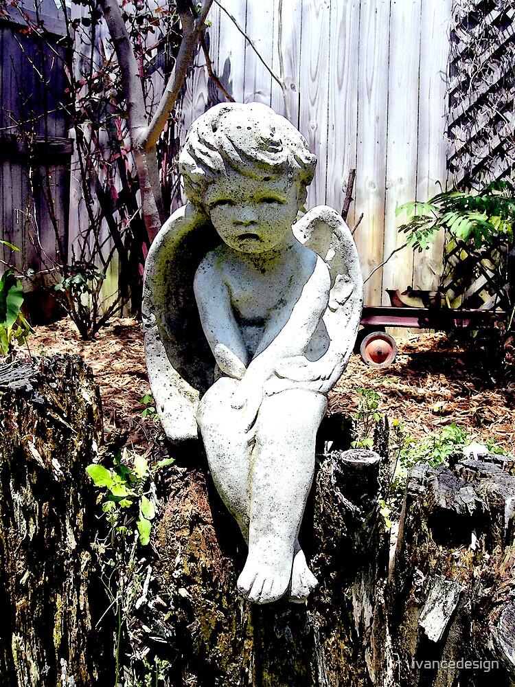 Sad Angel by ivancedesign