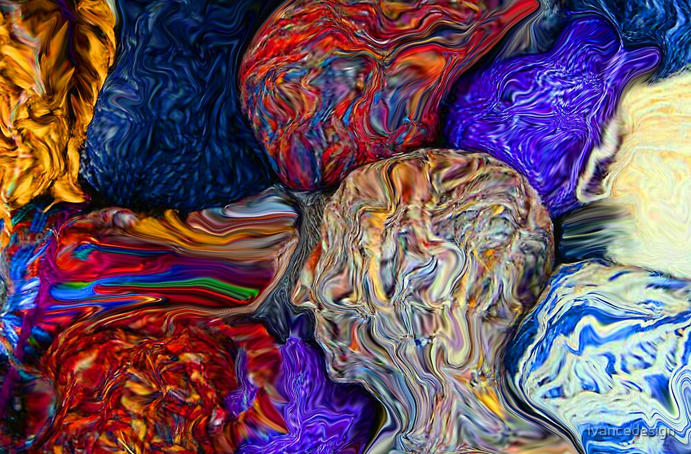 Balls of Yarn by ivancedesign