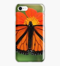 With Wings Wide Open iPhone Case/Skin