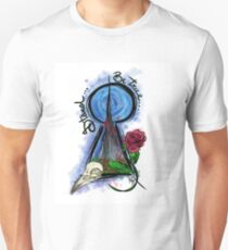 Dark Tower with Rook Skull T-Shirt