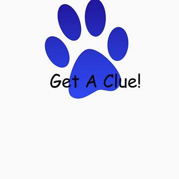 Get A Clue! by raorrick