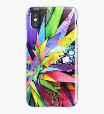 Angular Degeneration - Watercolor iPhone Case/Skin