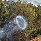 Cannon Smoke Ring by FrankieCat