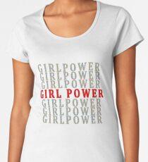 GIRL POWER WOMEN'S SHIRT Women's Premium T-Shirt