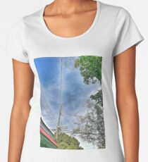 HDR Photography Women's Premium T-Shirt
