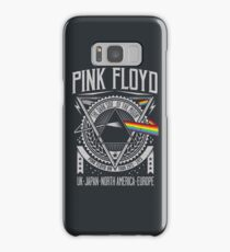 Pink Floyd - Dark Side of the Moon Tour Samsung Galaxy Case/Skin