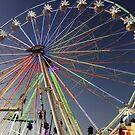 LA County Fair Ferris Wheel....... by DonnaMoore
