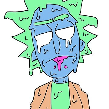 Melty Rick by spiderboom