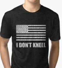 Tomi Lahren - #iStand - I Don't Kneel Tri-blend T-Shirt