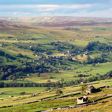 Upper Swaledale, Yorkshire Dales by arkle