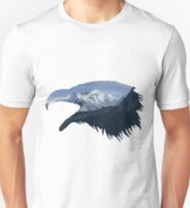 Rockies - Banff Bald Eagle Silhouette T-Shirt