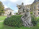 Statue of Europa, Wurzburg by Graeme  Hyde