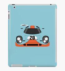 917 #20 Racing Livery iPad Case/Skin