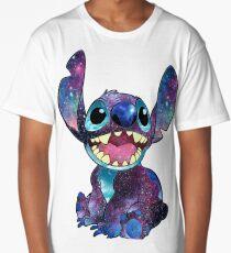 Galaxy - Lilo & Stitch Long T-Shirt
