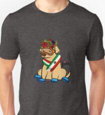 Frida Flowers Flag T-Shirt