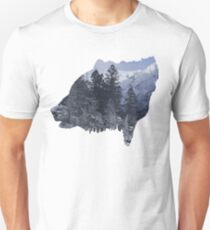 Rockies - Banff Grizzly Bear Silhouette T-Shirt