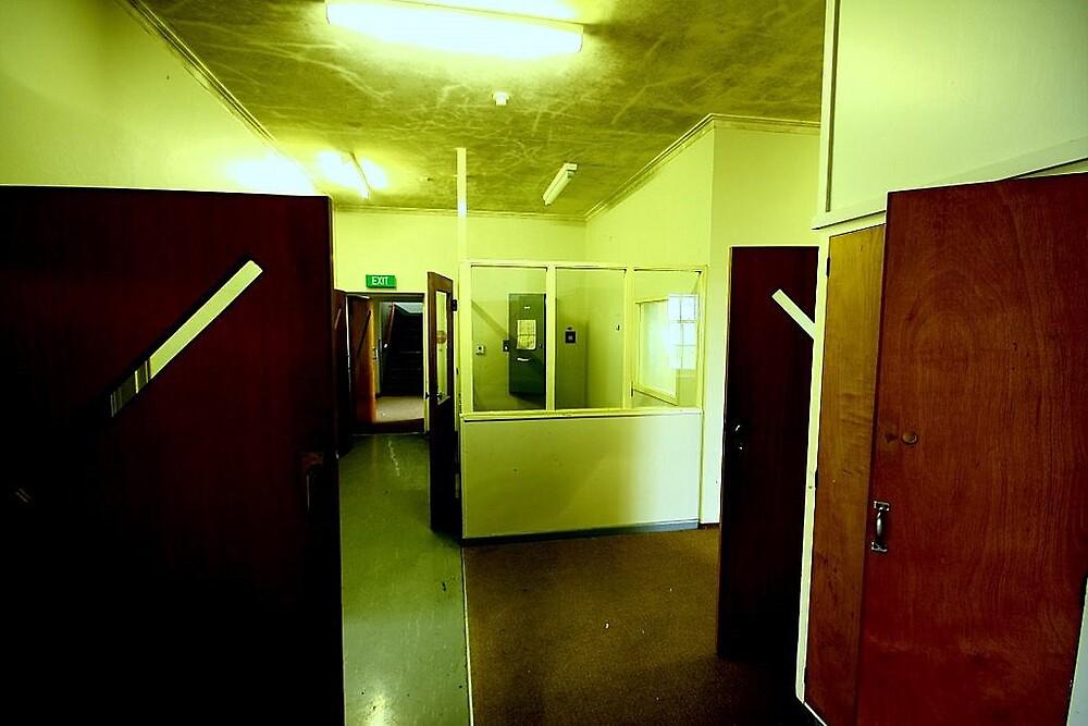 Hallway #2 by ExplorerLoki
