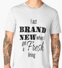 Fresh Lining Men's Premium T-Shirt