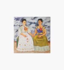 Lámina de exposición Two Frida Kahlo