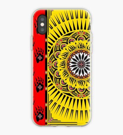 Sun Bear  iPhone Case