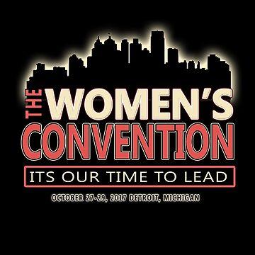 Women's Convention Movement 2017 - T-shirt by CMD-Studio