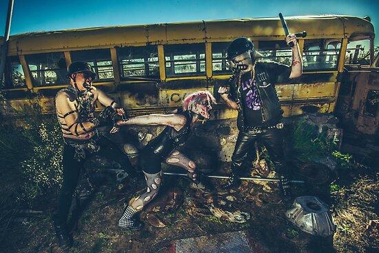 HellBillie Zombie Squad by MohawkPhoto
