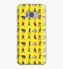 Persona Q Investigation Team Set Samsung Galaxy Case/Skin