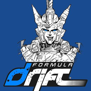 "Transformers ""Drift"" by oiiii"